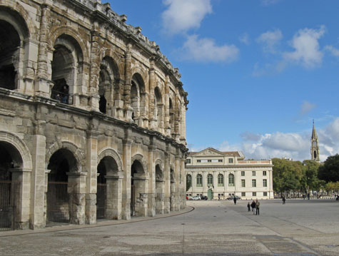 Nime France Travel Guide