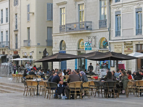 Hotels in Nimes France